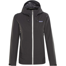 Patagonia Cloud Ridge Jakke Damer sort